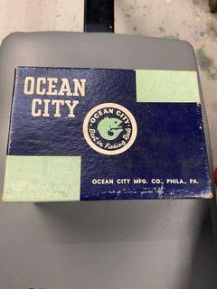 Ocean city Reel No113 with box (L2M5)