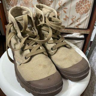 palladium 帆布靴