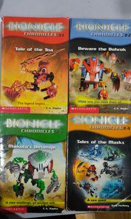 [PRE-LOVED] Bionicle Chronicles
