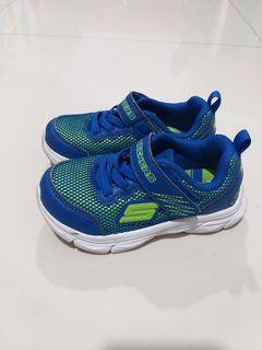 Skechers Sepatu Anak Laki size 25