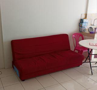 sofa bed besar 2 meter bisa 4 -5 orang
