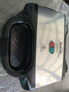 Tefal Ultracompact Sandwich maker