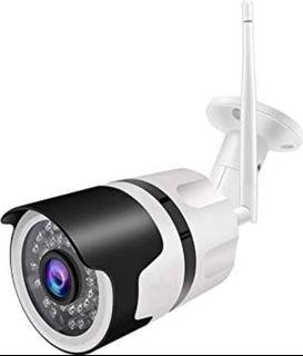 Waterproof wifi camera