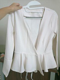 White blazer bkk