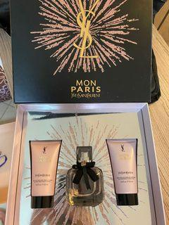 Ysl fragrance and body lotion set