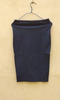 ZARA Skirt Navy