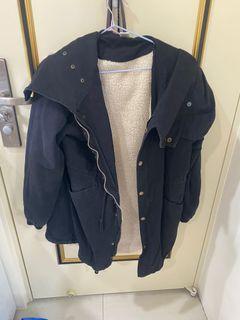 韓版內刷毛外套(超保暖