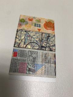 紙膠帶分裝片