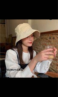 日系高品質全棉漁夫帽
