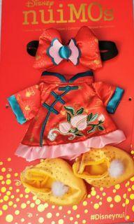 (清貨價) Hkdl 香港迪士尼 2021 nuimos 新年女裝衫