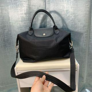 正版 Longchamp 兩用包