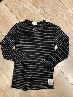 男童 Zara boy 128cm 長袖