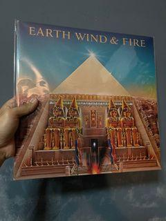 Earth Wind & Fire - All  'N All (Japanese Press LP)