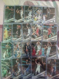 NBA Prizm Go Hard or Go Home Fast Break Complete set of 20. Selling as set only!!!