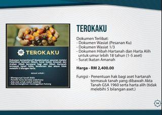 TEROKAKU - HIBAH PENEROKA HARTA TEMURUN
