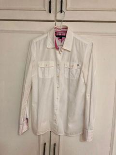 Tommy Hilfiger 白色襯衫