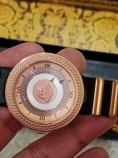 Versace vlc rose gold full ori