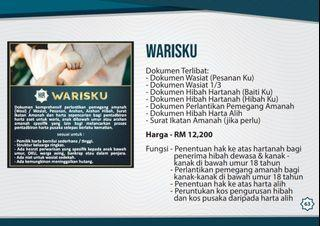 WARISKU - HIBAH LENGKAP TERLARIS