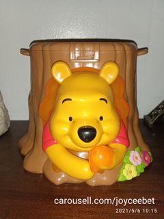 Winnie the Pooh popcorn bucket
