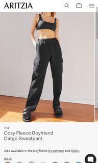 Aritzia / TNA Modern Cargo Sweatpants