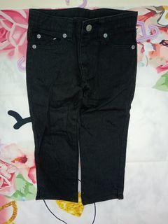 Black pants for kids