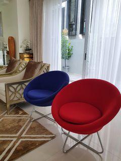 Designer Modern Lounge Chairs