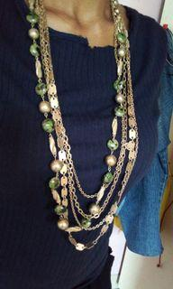 Fancy old necklace