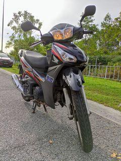 Honda Future 125cc year 2014 For Sale