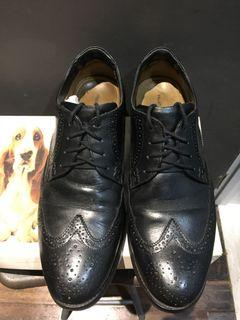 Hush Puppies Leather Shoes