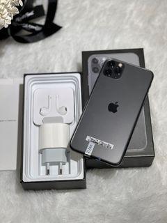 iPhone 11 Promax 64GB Bekas Mulus Murah Space Grey
