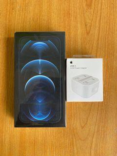 Iphone 12 Pro Max 128gb Pacific Blue NEWSET SEALED BOX