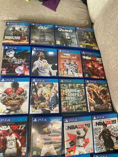 PS4 遊戲光碟