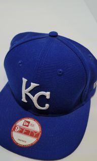 **Rare Kansas City Royals 9FIFTY Original Fit Snapback New Era Baseball
