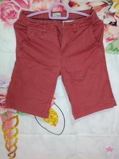 Red short for kids