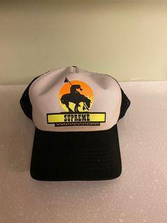Supreme 可調式帽子