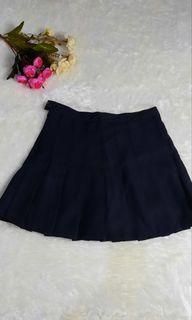 Tennis black skirt