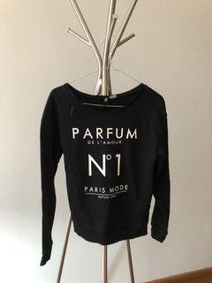 tumbler h&m sweater parfum de l'amour