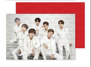《WTS》BTS Bang Bang Con 21 BBC POB Postcards