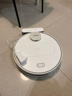 「360」智慧掃+拖機器人S6,95成新,無盒