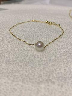特價🐒單粒珍珠手鍊 (最後三條)
