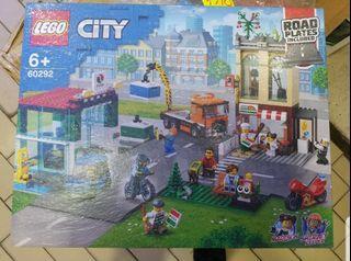全新原裝行貨 lego city 城市系列 60292