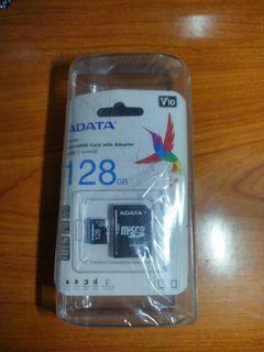 ADATA威剛128G記憶卡(B.S)