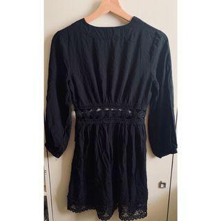 降價 Airspace 黑色洋裝