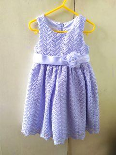 American Princess Blue Gown