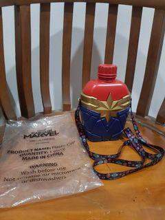 Botol Minum Captain Marvel