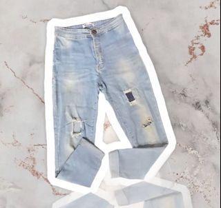 Boyfriend Jeans HighWaist