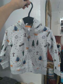 Carters Jacket Pants Set