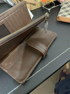 咖啡色長夾-寇比手工皮件Colbie Leather