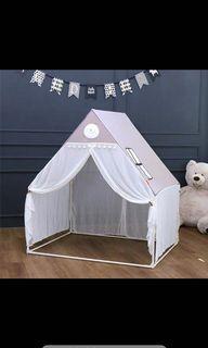 Creamhaus tent for kids