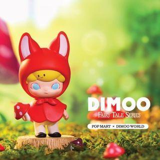 DIMOO童話系列-小紅帽